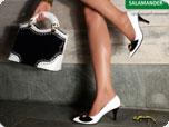 Salamander mağazalarında yeni ayaqqabı kolleksiyası (1 aprel 2011 il)
