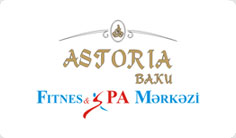 Astoria-Baku Fitnes & SPA Mərkəzi