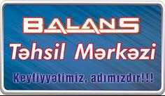 Balans (tədris mərkəzi)