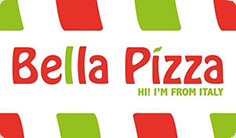 Акция от Bella Pizza