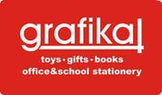 Праздничные скидки в магазинах Grafika