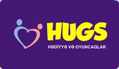 Hugs mağazasında endirim