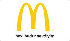 Кампания в сети ресторанов McDonalds