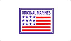 Original Marines mağazasında endirim