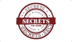 Secrets VIP Club
